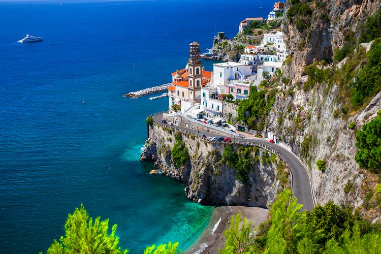rodovias belissimas na italia para rodar junto com seu Kymco