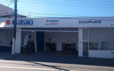 foto da fachada da Suzuplace